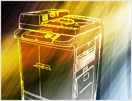 情報機器のイメージ