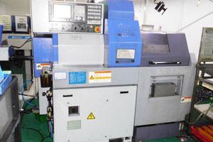 CNC工作機械